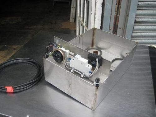 Automatic Drip Tray evaporate for Arneg display fridge or any fridge.