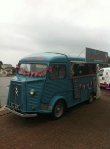 Citroen HY Van, Catering, Food, Burger Van