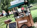 TRICYCLE COFFEE TEA BIKE