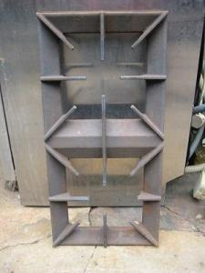 Pan supports for Moorwood vulcan cookers.