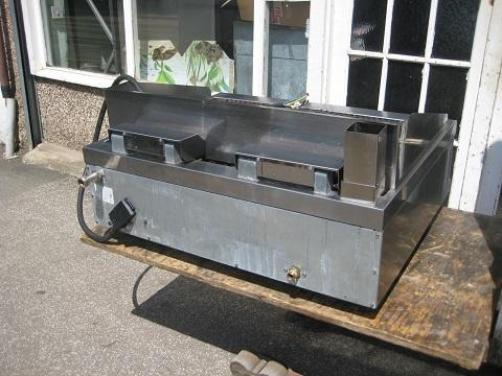 Lincat Opus OE7406 Electric chargrill 3 phase catering