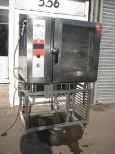 Convotherm OSP 10.10 electric 3 phase 10 grid combi oven Refurbished.