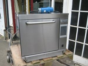 Merrychef Eikon E3 Microwave convection oven.