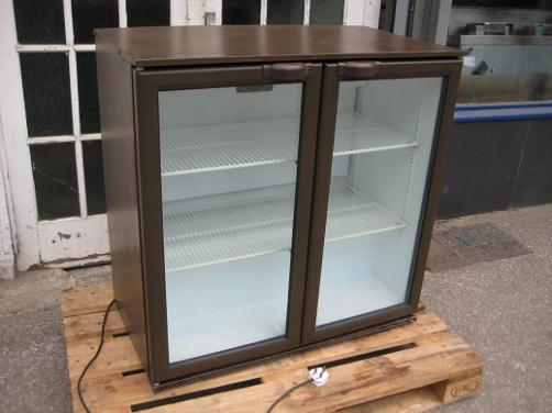 Cornelius Zenith 900 Bottle cooler, catering display fridge, commercial.