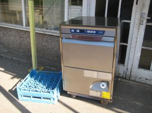 Commercial dishwasher Electrolux EUCAWSG Refurbished.