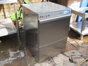Commeriac Classeq DUO 750 Dishwasher hardly been used.