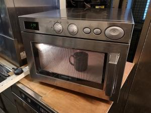 Samsung CM1919 1850W Commercial Microwave oven.